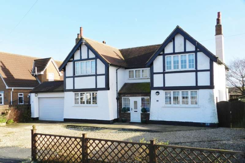 5 Bedrooms Detached House for sale in Church Lane, Sutton-On-Sea, Mablethorpe, LN12
