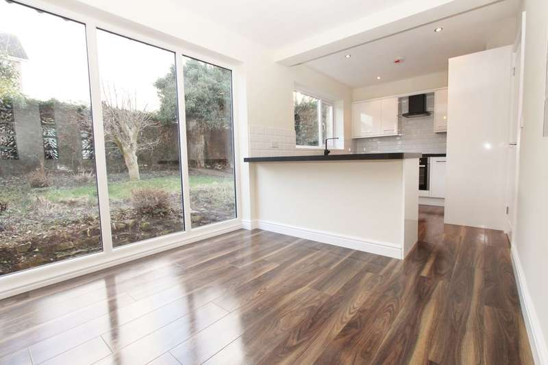 3 Bedrooms Semi Detached House for sale in Hawkswood Close, Chilwell,Beeston, Nottingham, NG9