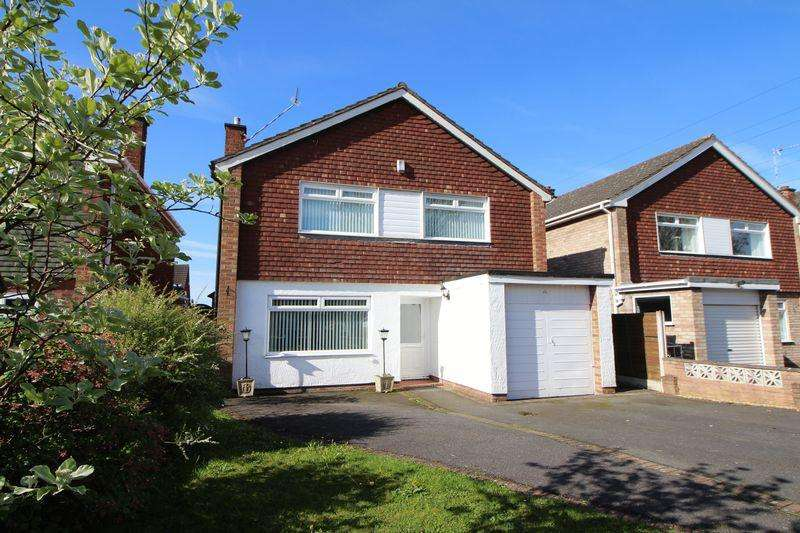 4 Bedrooms Detached House for sale in Plymyard Avenue, Eastham