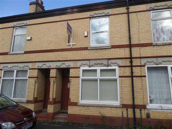 1 Bedroom Terraced House for rent in Stovell Avenue, Longsight, Manchester