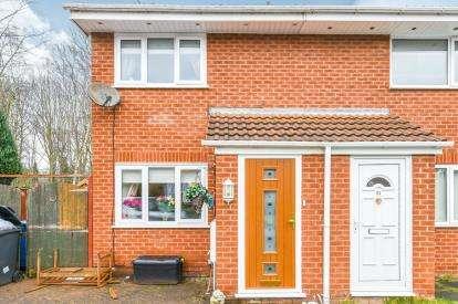 2 Bedrooms Semi Detached House for sale in Dorrington Close, Murdishaw, Runcorn, Cheshire, WA7