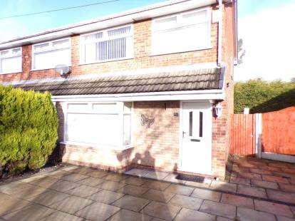 3 Bedrooms Semi Detached House for sale in Meadowcroft, St. Helens, Merseyside, WA9