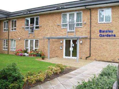 2 Bedrooms Flat for sale in Baisley Gardens, Napier Street, Bletchley, Milton Keynes