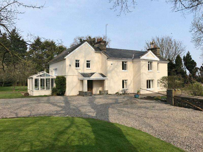 4 Bedrooms Detached House for sale in Main Road, Isle Of Man