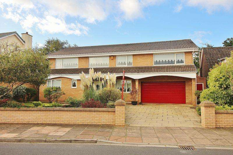5 Bedrooms Detached House for sale in Daneway, Ainsdale
