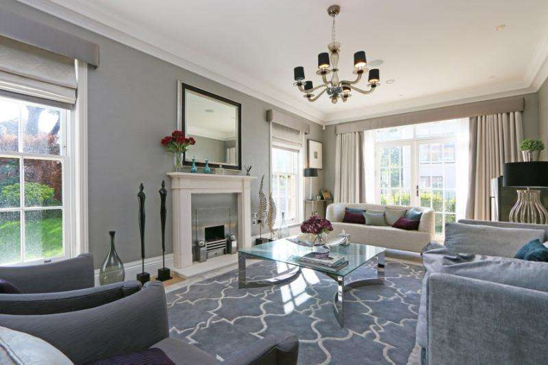5 Bedrooms Detached House for sale in Copse Hill, Wimbledon Village, London, SW20