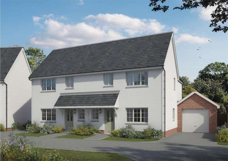 3 Bedrooms Semi Detached House for sale in LAST REMAINING 3 BEDROOM SEMI-DETACHED