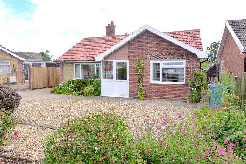 3 Bedrooms Detached Bungalow for sale in The Uplands, Beccles