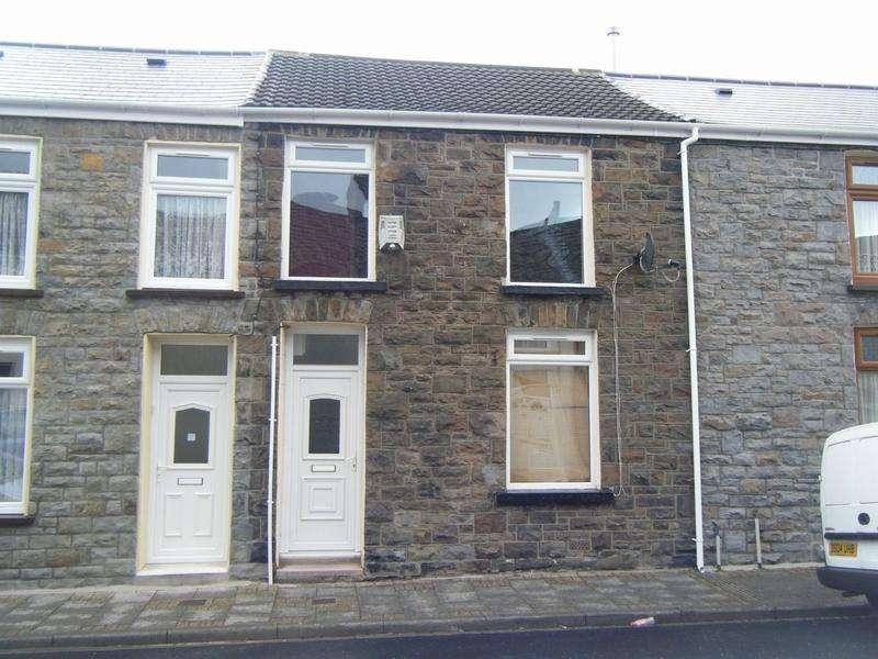 3 Bedrooms Terraced House for sale in Abertonllwyd Street, Treherbert, Rhondda Cynon Taff. CF42 5PF
