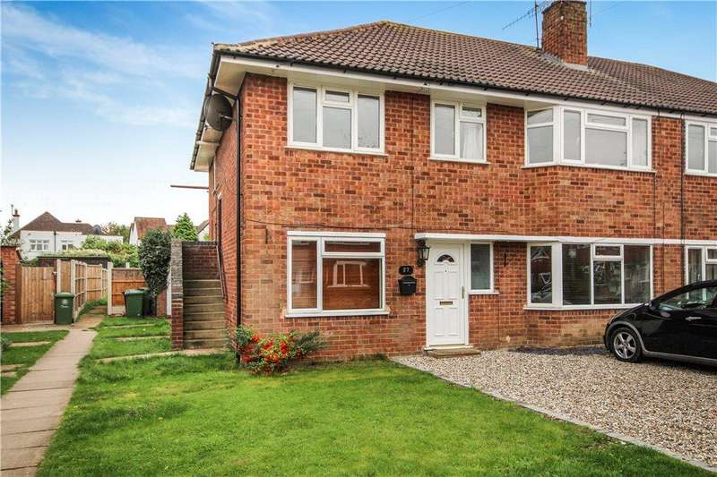 2 Bedrooms Maisonette Flat for sale in Lodge Road, Stratford-upon-Avon, CV37
