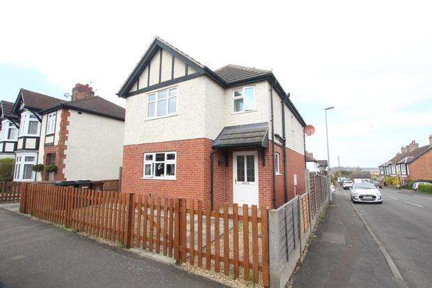 3 Bedrooms Detached House for sale in Craven Street, Melton Mowbray, LE13