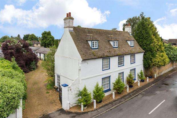 8 Bedrooms Detached House for sale in Silver Lane, Needingworth, Cambridgeshire