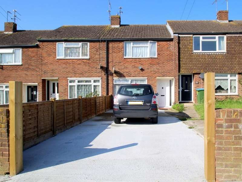 2 Bedrooms Terraced House for sale in Helyers Green, Wick