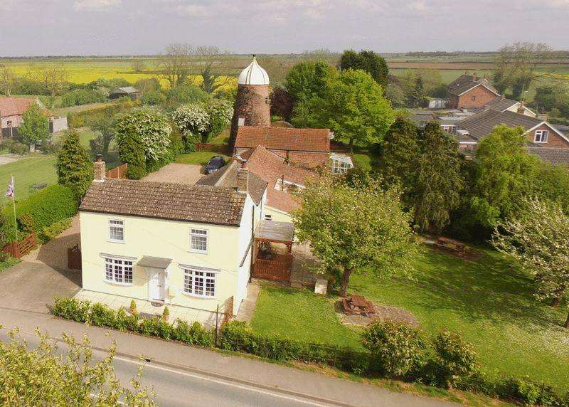 6 Bedrooms Detached House for sale in MAIN ROAD, MALTBY LE MARSH