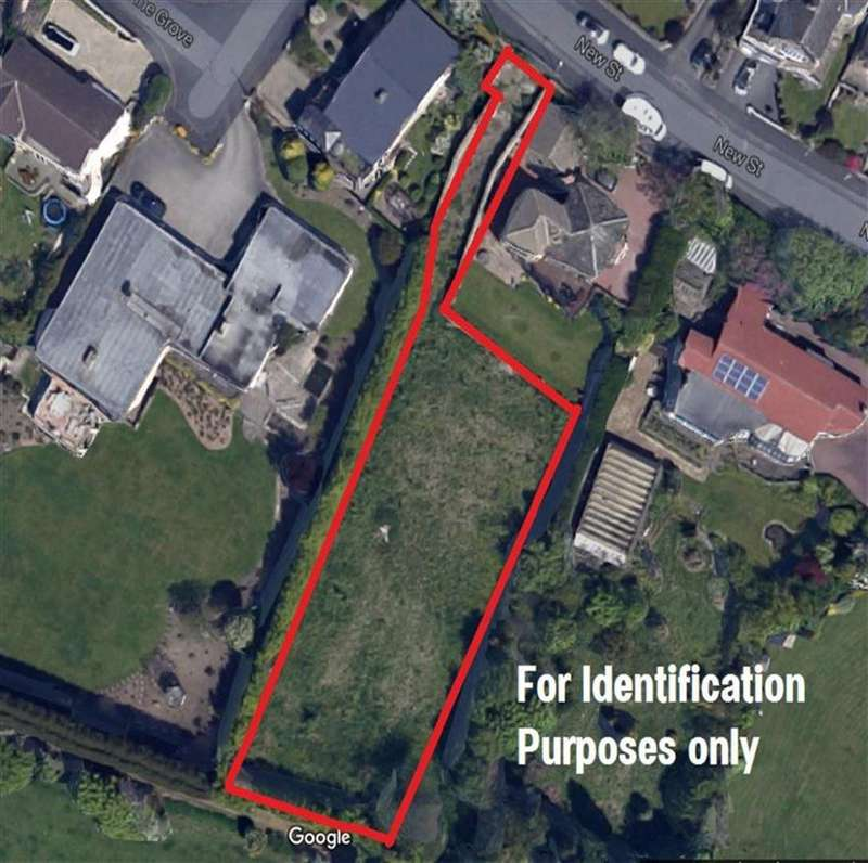 Land Commercial for sale in Rear Of High Barn House, New Street, Clifton, HD6