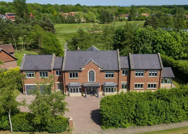5 Bedrooms Detached House for sale in Castlereagh, Wynyard