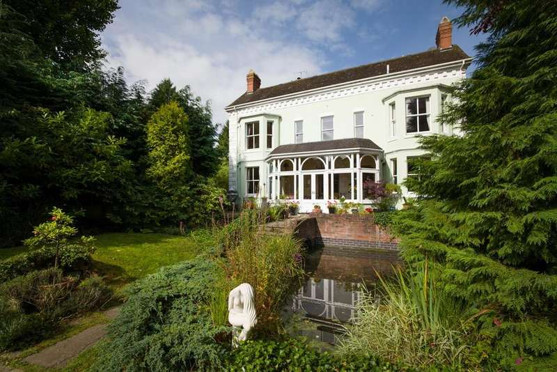 5 Bedrooms House for sale in Alcester Road, Finstall, Bromsgrove
