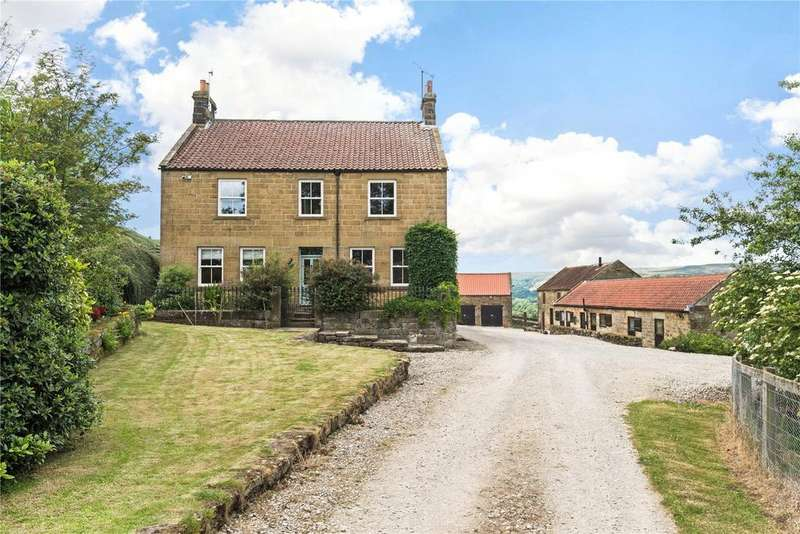 5 Bedrooms Detached House for sale in Farndale, Kirkbymoorside, York