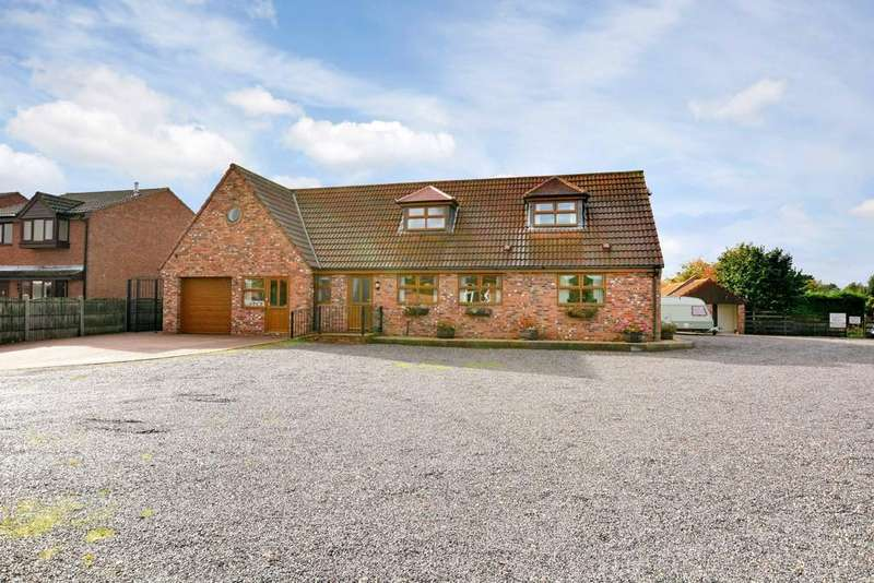 4 Bedrooms Detached Bungalow for sale in Forge Road, Wales