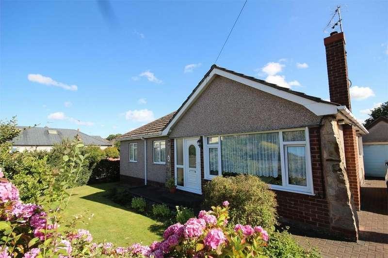 4 Bedrooms Detached Bungalow for sale in Nant Glyn, Buckley, Flintshire