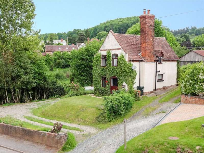 3 Bedrooms Detached House for sale in The Forge, Eardiston, Tenbury Wells, Worcestershire