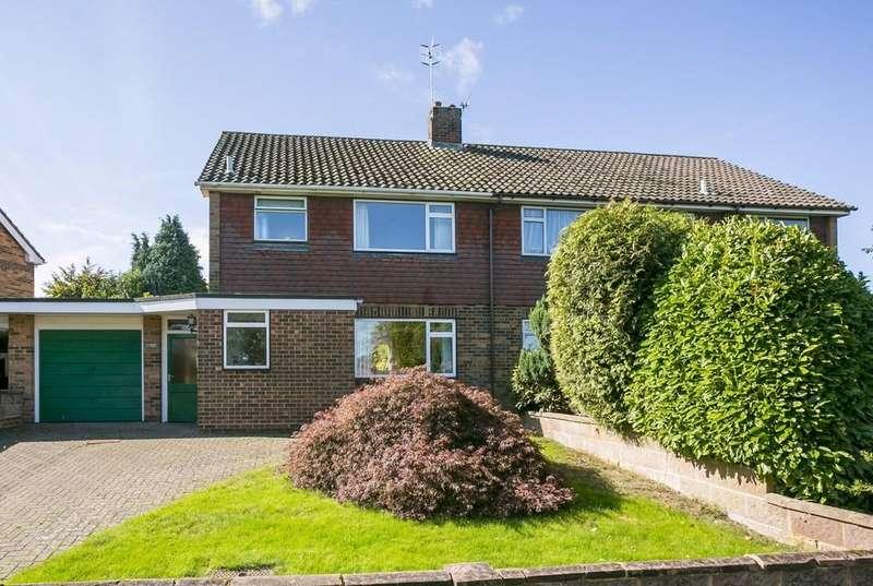 3 Bedrooms Semi Detached House for sale in Sussex View, Tunbridge Wells