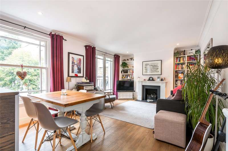 2 Bedrooms Flat for sale in Tyndale Lane, London, N1