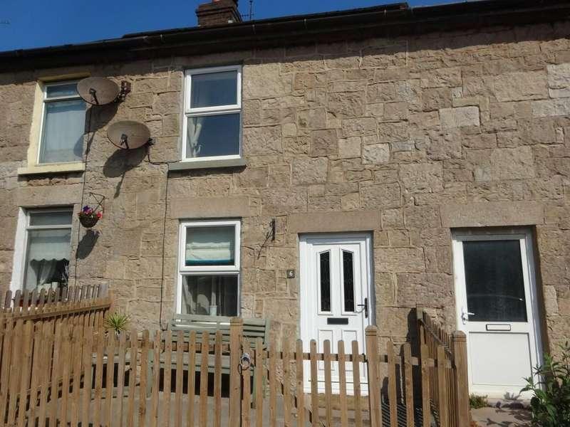 2 Bedrooms Terraced House for sale in Pennington Terrace, Abergele Road