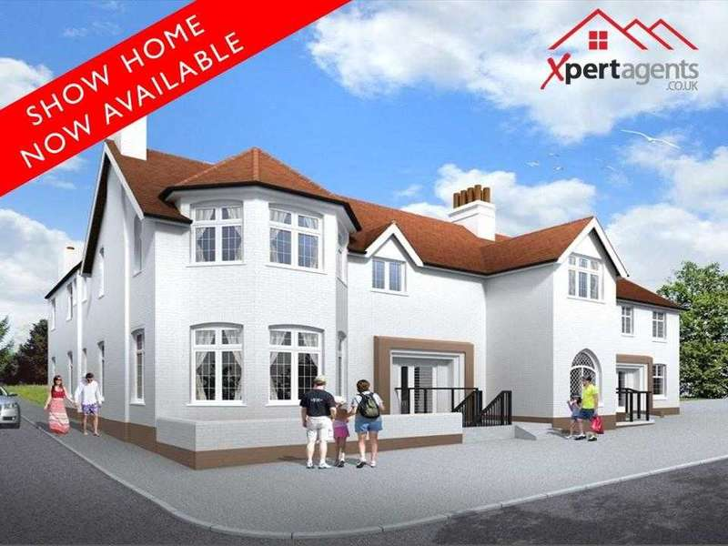 3 Bedrooms Apartment Flat for sale in The Knot, Beach Road, Westgate-on-sea