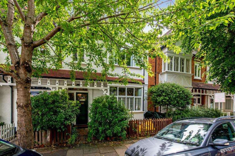4 Bedrooms House for sale in Byfeld Gardens, Barnes, London, SW13