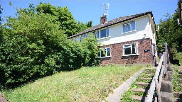 2 Bedrooms Maisonette Flat for sale in Hemdean Road, Caversham, Reading