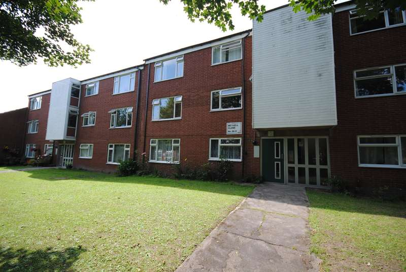 1 Bedroom Flat for sale in Meynell Close, Brampton, Chesterfield, S40