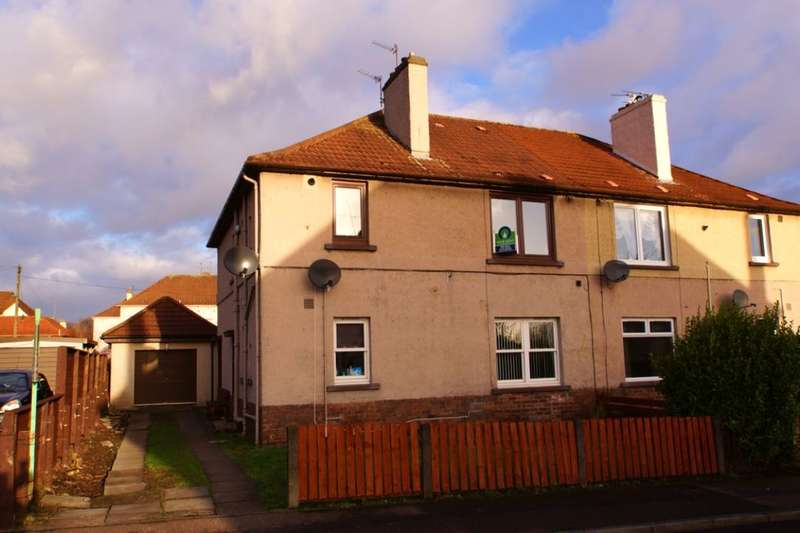 3 Bedrooms Flat for sale in White Avenue, Leven, KY8
