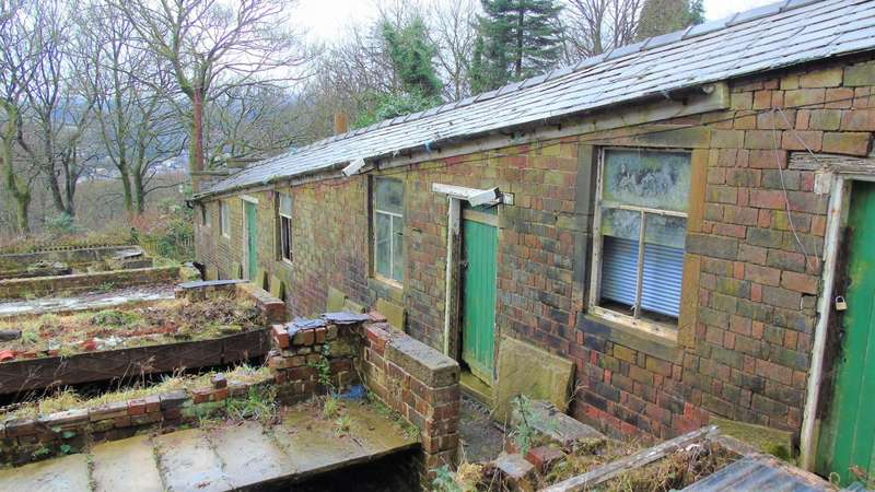 Land Commercial for sale in Land At The Nursery, Todmorden, OL14
