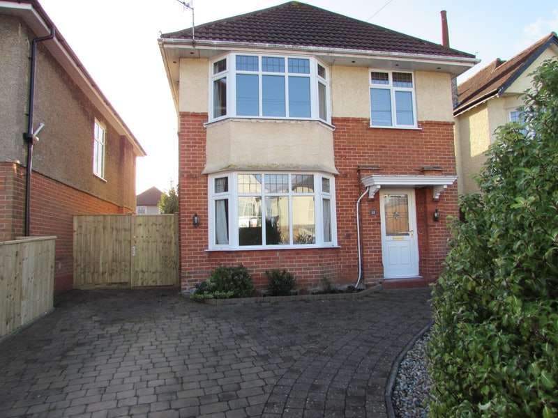 4 Bedrooms Detached House for sale in Herberton Road, Bournemouth, Dorset, BH6