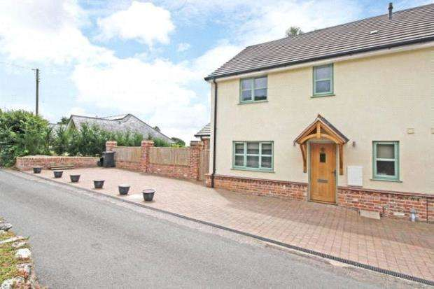 3 Bedrooms Semi Detached House for sale in Ebford Lane, Ebford, Nr Exeter