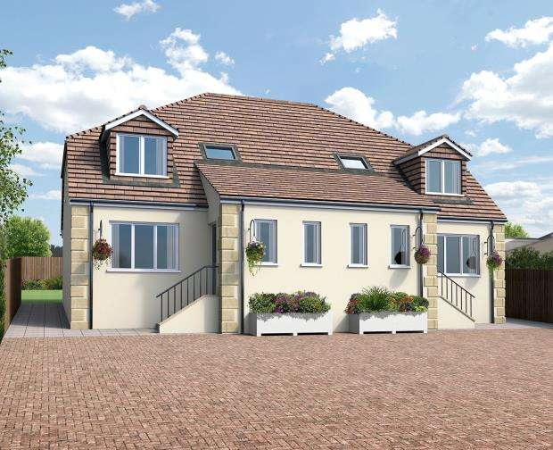 3 Bedrooms Semi Detached House for sale in Rose-an-Grouse, Canonstown, Hayle, Cornwall