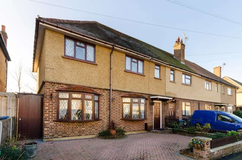 4 Bedrooms House for sale in Haycroft Road, Surbiton, KT6