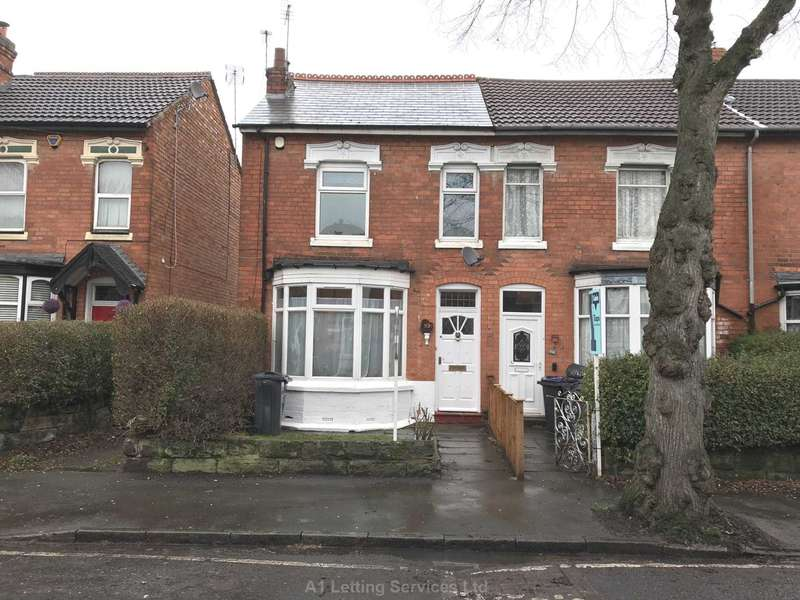 3 Bedrooms Semi Detached House for rent in Oxford Road, Acocks Green