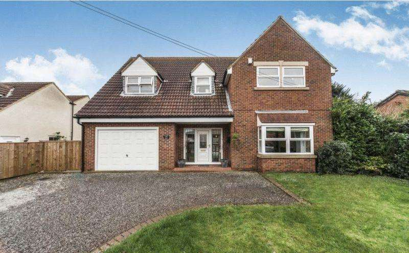 5 Bedrooms Detached House for sale in Aislaby Road, Aislaby, TS16 0QN