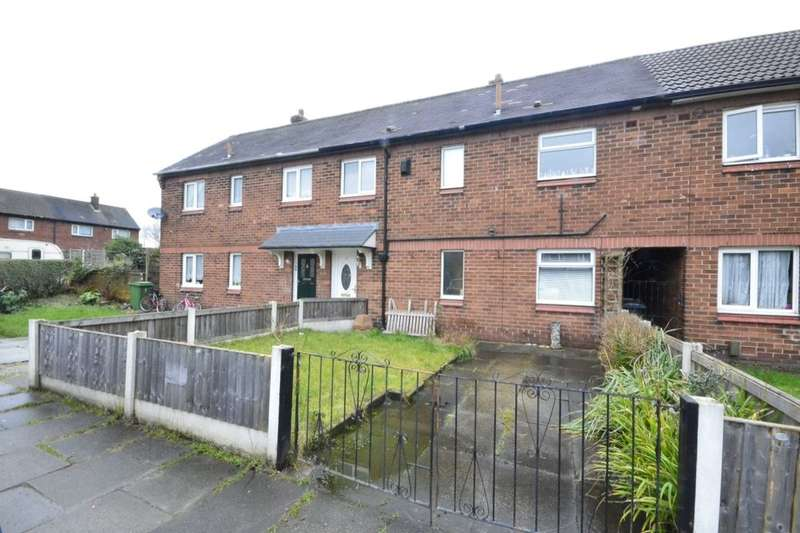 3 Bedrooms Semi Detached House for sale in Mossfield Road, Kearsley, Bolton, BL4