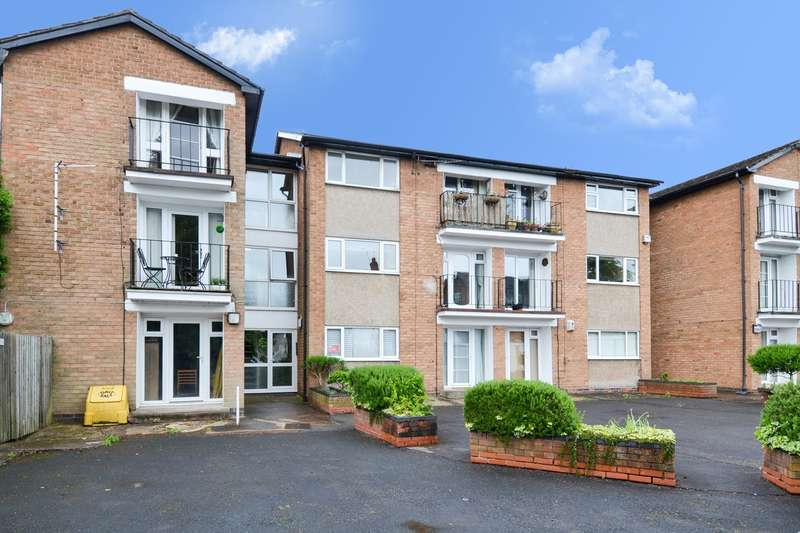 2 Bedrooms Apartment Flat for sale in 1 Conifer Drive, Northfield, Birmingham, B31