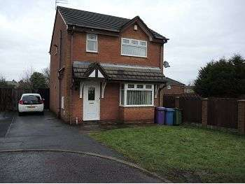 3 Bedrooms Detached House for sale in Elwick Drive, Croxteth, Liverpool