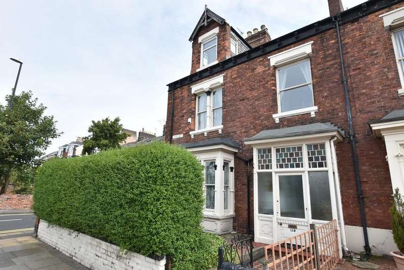 5 Bedrooms End Of Terrace House for sale in Newcastle Road, Sunderland