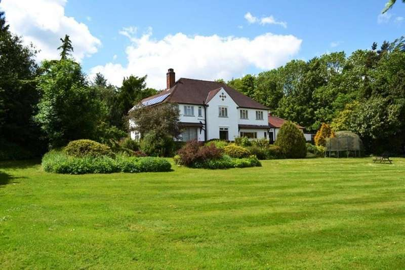 6 Bedrooms Detached House for sale in Park House, Barton Street, Hatcliffe
