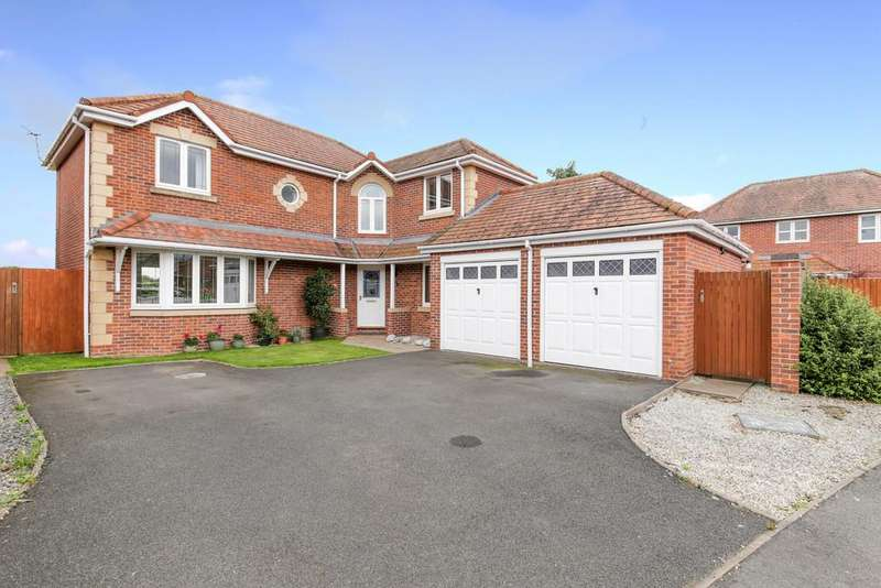 4 Bedrooms Detached House for sale in Burford, Tenbury Wells, Worcestershire, WR15 8AG