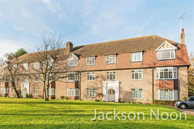 3 Bedrooms Flat for sale in Kingston Road, Ewell Village