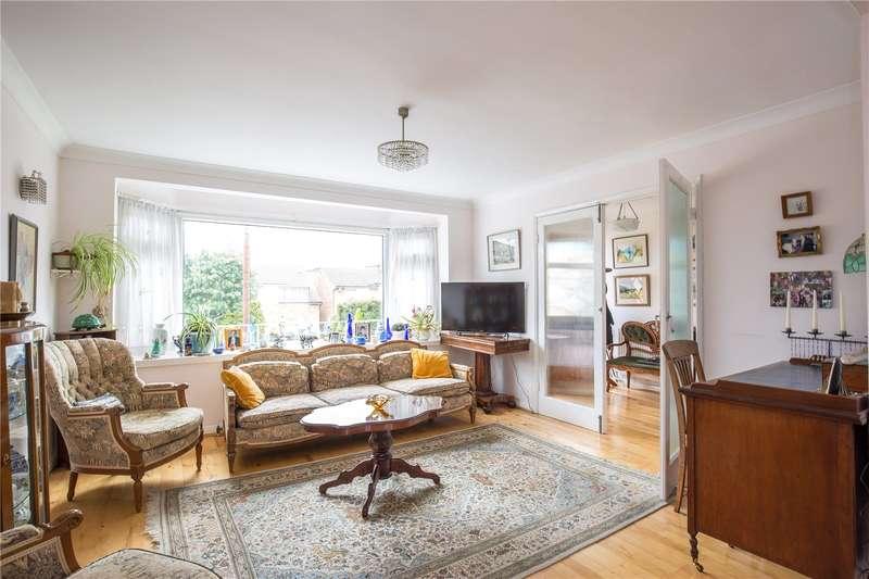 3 Bedrooms Semi Detached House for sale in Tudor Road, Barnet, Hertfordshire, EN5