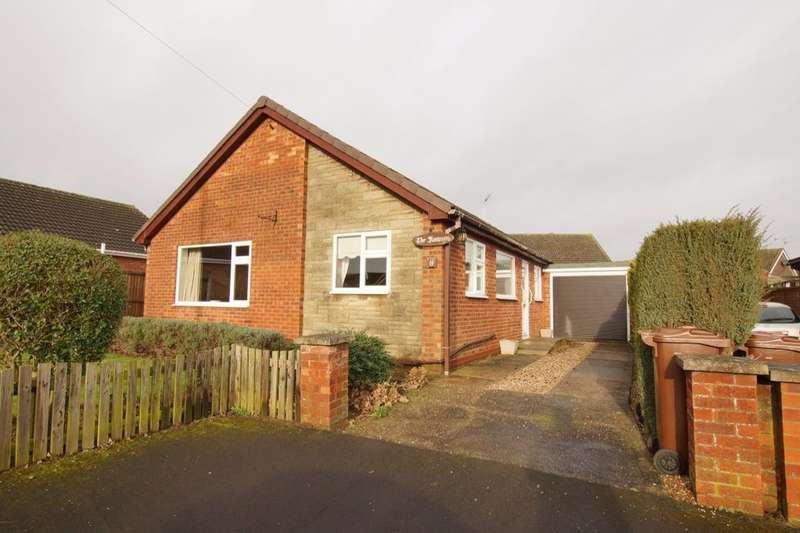 3 Bedrooms Detached Bungalow for sale in Sutton Place, Scawby, Brigg, DN20