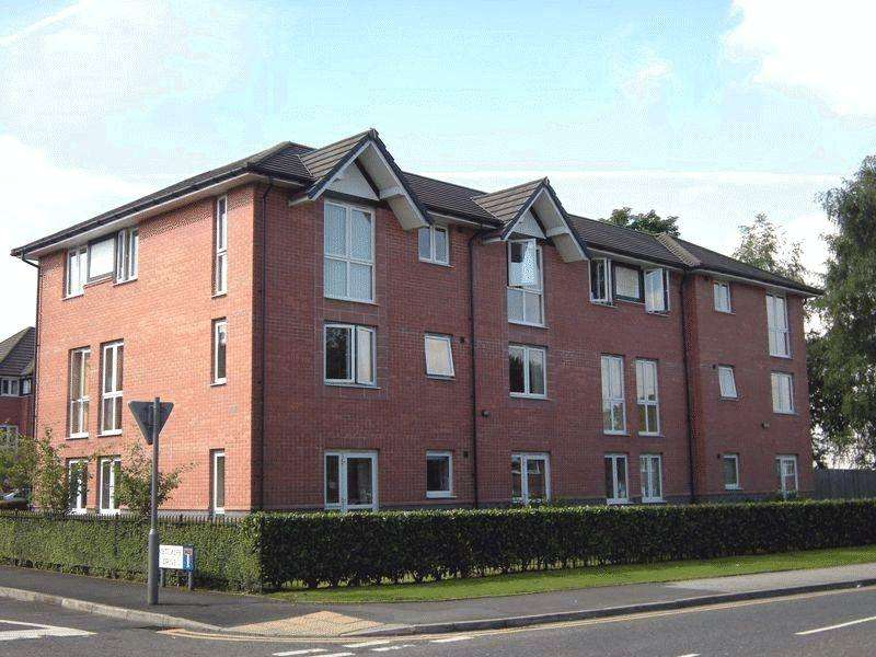 2 Bedrooms Apartment Flat for sale in New Acre Court, Romiley
